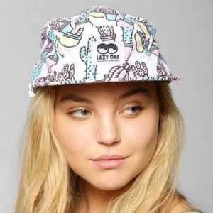 Lazy Oaf Pastel Cactus Hat