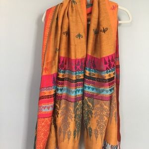 Gorgeous Reversible Pashmina