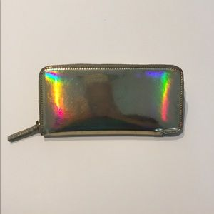 Marc by Marc Jacobs Holographic Wallet