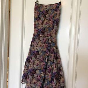 Anna Sui Cornflower Multi Dress