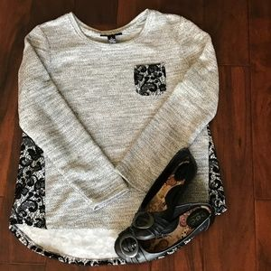 Style & Co Hi Low Sweater