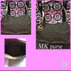 MK purse (authentic)