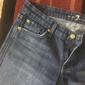 7 for al mankind a pocket Jeans