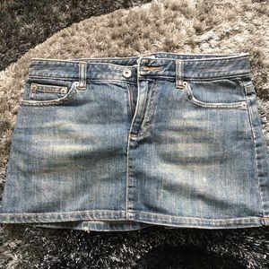Dresses & Skirts - Calvin Klein Jean Skirt Size 28