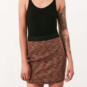 Urban Outfitters Silence and Noise skirt