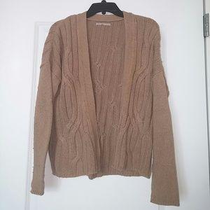 Gap Beige Wool Sweater