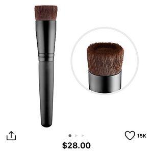 NIP Bare Minerals Perfecting Face Brush