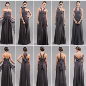 Jenny Yoo Convertible Annabelle Dress