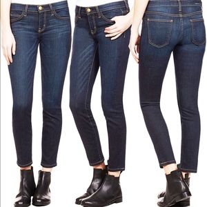 Current Elliott the stiletto skinny jeans 27