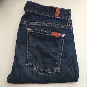7 For All Mankind Jeans The Skinny Size 29