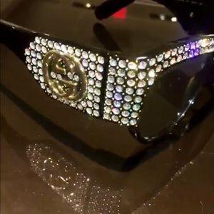 Gucci sunglasses (rare)