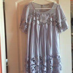 Anthropologie dress size 4