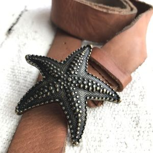 Lucky Brand - Starfish Belt