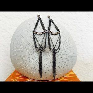 Delicate Drape Earrings