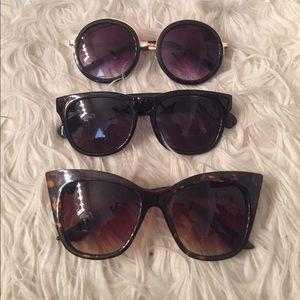 Sunglasses bundle 😎