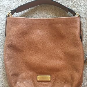 MARC BY MARC JACOBS HILLIER HOBO MAPLE TAN