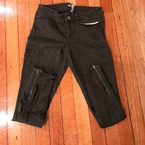 Express Skinny Cargo Pants