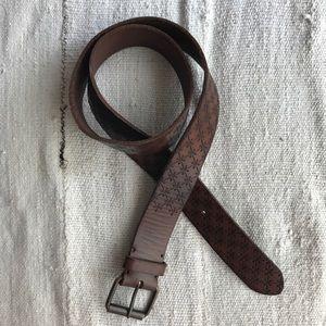 Lucky Brand - Embossed Belt