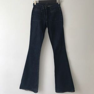 Theory Bell Bottom Jeans