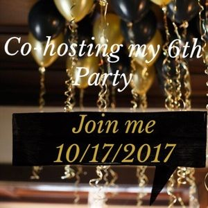 Tops - Co-hosting my 6th Party 10/17/2017 at 10PM EST.