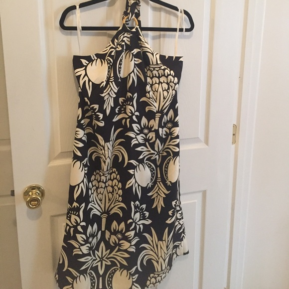 J Mclaughlin Halter Dress