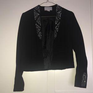 H&M Embellished Blazer