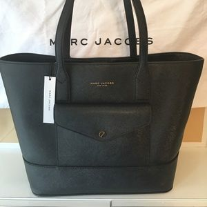 🆕MARC JABOBS NEW LARGE SHOULDER TOTE 💯AUTHENTIC