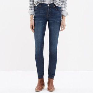 Madewell High Risker Skinny Skinny Jeans
