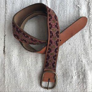 Lucky Brand - Beaded Belt