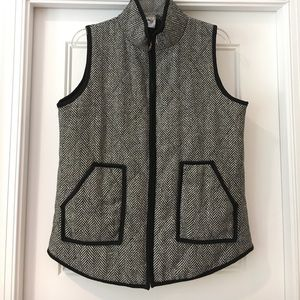 NEW Herringbone Vest