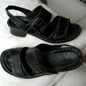 EUC Josef Seibel sandals size 38