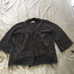 Sweater shrug