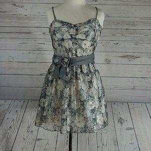 Zara Erf Night Collection Lace Dress RUNS SMALL