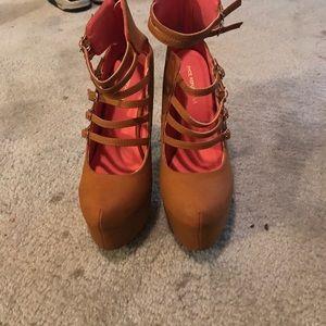 6in heels