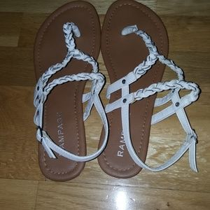 Sandals from Rampage size 8