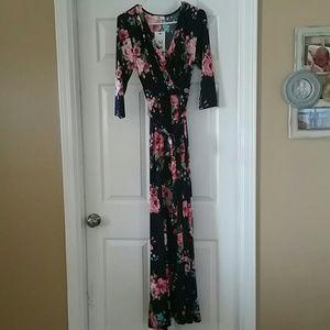 Saratoga Dress By Amelia James