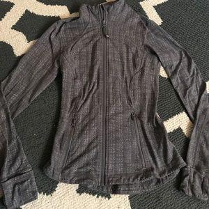 Lululemon zip- up jacket