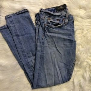 J. Crew Toothpick Skinny Jeans!