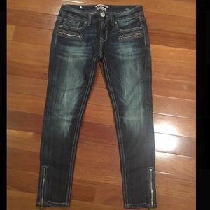 Express Rerock jeans size 6