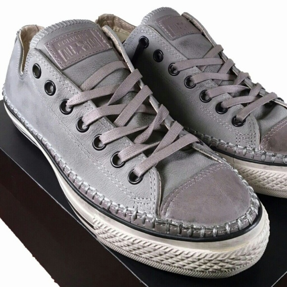 5a796c755404 NWT Converse X John Varvatos Stitch Woven Leather