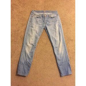 7 For All Mankind Josefina Boyfriend Jeans 26