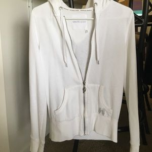 Long sleeve zip up from Victoria's Secret