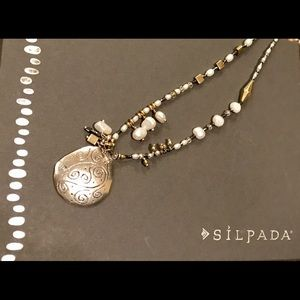 "Silpada ""Down to Earth"" necklace"