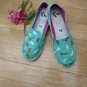 Cat Shoes!