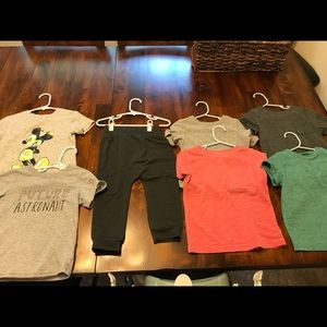 Other - Huge 2T Tee and jogger bundle
