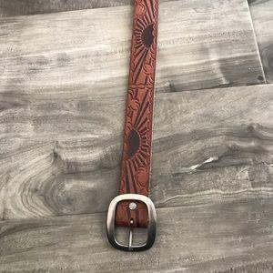 Billabong belt - genuine leather