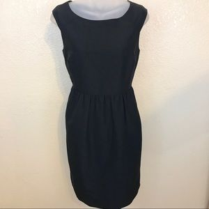 J Crew Lucille Cotton/Silk Blend Dress Size 6
