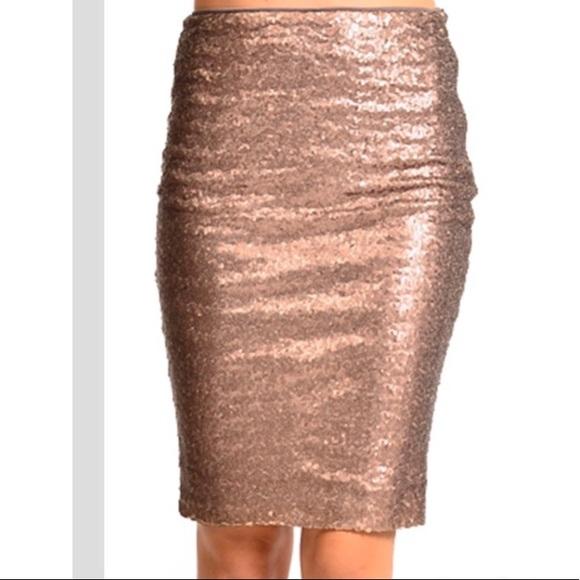 Bronze Skirts