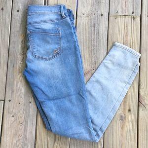 Express jeans legging