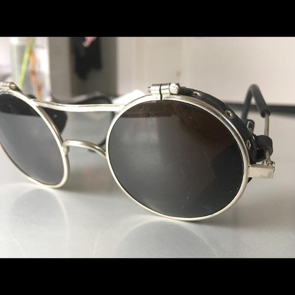 472acb9d7b9 julbo Accessories - Julbo retro sunglasses with leather side shield